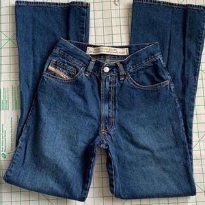 Vintage Diesel High-waisted Flare Jeans